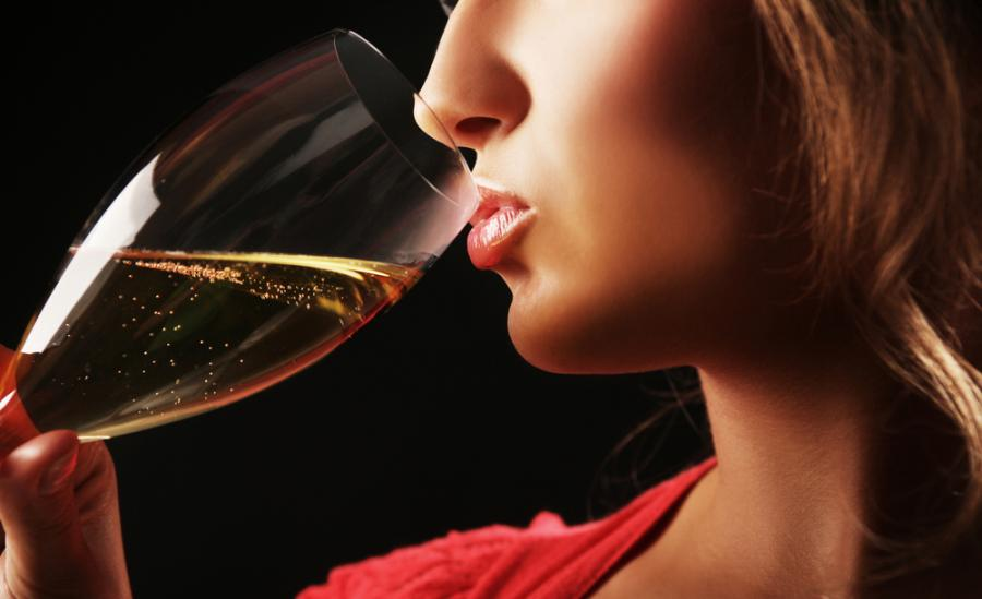 Uzależniona od alkoholu